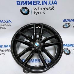 "BIMMER | 18"" диски БМВ (BMW) 5 (G30), 7 (G11, G12),  8J ЕТ30, стиль (styling) 662, OEM 8093915 7855081"