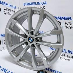 "BIMMER | 19"" диск БМВ (BMW) X3 (G01) X4 (G02), 7.5J ЕТ32, стиль (styling) 691, OEM 6877325"