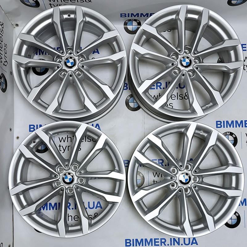 "BIMMER | 19"" диски БМВ (BMW) X3 (G01) X4 (G02), 7.5J ЕТ32, стиль (styling) 691, OEM 6877325"