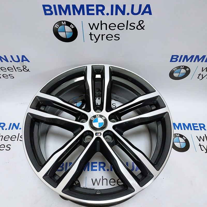 "BIMMER | 19"" 8J ЕТ36 диск БМВ (BMW) 3 (F30, F31) 4(F32, F33, F36), стиль (styling) 704M, OEM 7856710"