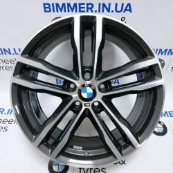 "BIMMER | 19"" 8.5J ЕТ47 диск БМВ (BMW) 3 (F30, F31) 4(F32, F33, F36), стиль (styling) 704M, OEM 7856711"