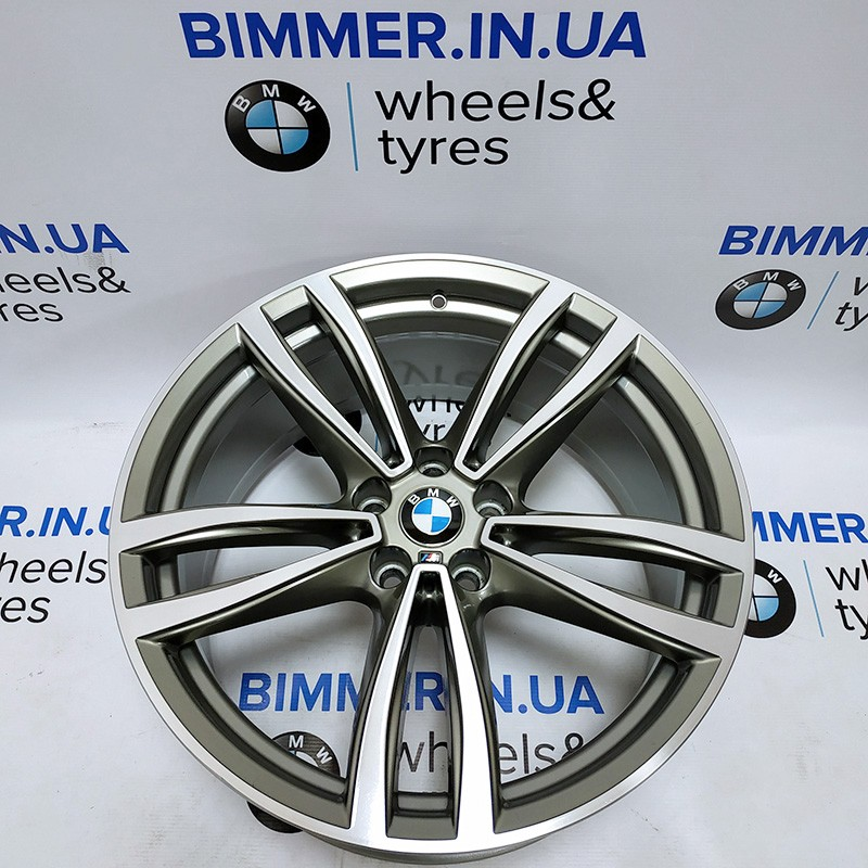 "BIMMER | 19"" диск БМВ (BMW) 6 (G32) 7 (G11, G12), 8.5J ЕТ25, стиль (styling) 647 M, OEM 7850579"