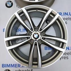 "BIMMER | 19"" диски БМВ (BMW) 6 (G32) 7 (G11, G12), стиль (styling) 647, EOM 7850579 7850580"