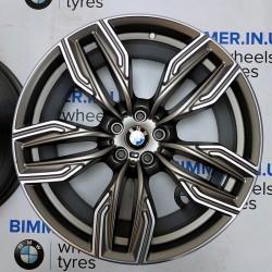 "BIMMER | 20"" диски БМВ (BMW) 7 (G11, G12), стиль (styling) 760M, OEM 8047257 8047258"