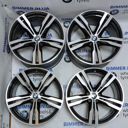 "BIMMER | 20"" диски БМВ (BMW) 5 (G30), 6 (G32), 7 (G11, G12), стиль (styling) 648M, OEM 7850581 7850582"