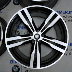 "BIMMER   20"" диск БМВ (BMW) 5 (G30), 6 (G32), 7 (G11, G12), стиль (styling) 648M, OEM 7850581 7850582"