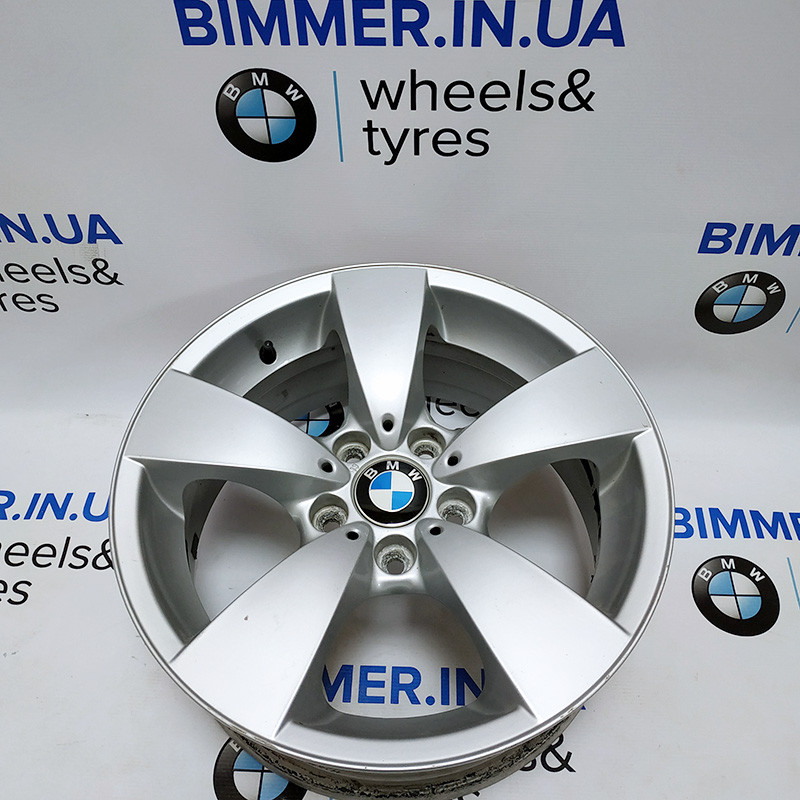 BIMMER   R17 диск БМВ (BMW) 5 серия (E60), 7.5J ET43, стиль (styling) 138, OEM 6776777
