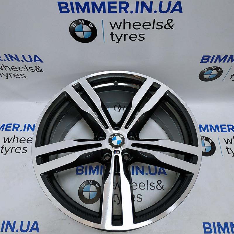 "BIMMER | 20"" диск БМВ (BMW) 5 (G30), 6 (G32), 7 (G11, G12), 8.5J ЕТ25, стиль (styling) 648M, OEM 7850581"