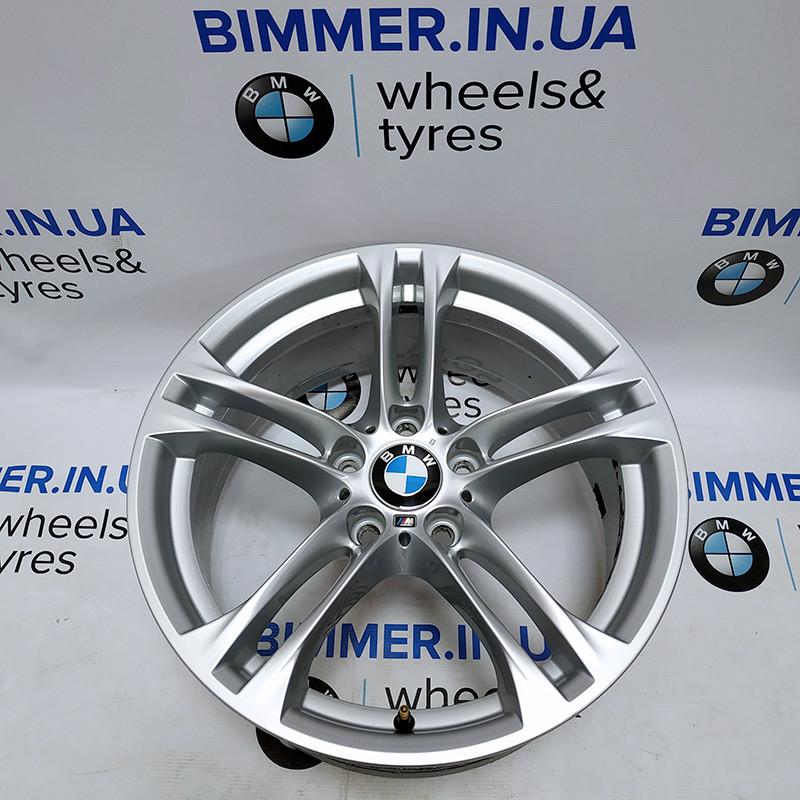 "BIMMER   18"" диск БМВ (BMW) 5(F10, F11), 6(F06, F12, F13), 8J ЕТ30, стиль (styling) 613M, OEM 7848572"