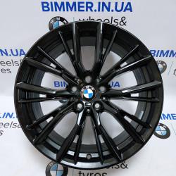 "BIMMER | 18"" 8.5J ET40 диск BMW (БМВ) для серий 3 (G20,G21) 4 (G22,G23,G26), стиль (styling) 796M, OEM 6885306"