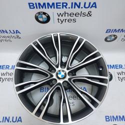 "BIMMER | Задний диск 20"" 11J BMW(БМВ) X5 (F15), X6 (F16), стиль (styling) 551i Individual, EOM, 7847311, 8092110"