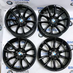 "BIMMER | 17"" диски БМВ (BMW) X3 (F25), X4 (F26), стиль (styling) 304, чёрные black, OEM 6787575"
