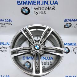 "BIMMER | 19"" диск BMW(БМВ) M2(F87), M3(F80), M4(F82 F83), 9J ET29, стиль (styling) 437M ferricgray, 2284755"