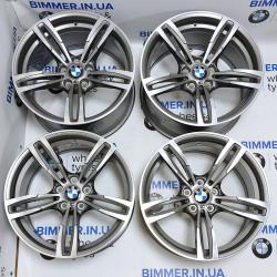 "BIMMER | 19"" диски BMW (БМВ) M2(F87), M3(F80), M4(F82/F83), стиль (styling) 437M, 2284755, 2284756 ferricgray"