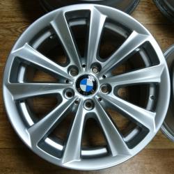 "BIMMER | 17"" диски БМВ (BMW) 3(E90, F30), 5(F07, F10, F11), 7(F01), X1(E84), X3(F25), стиль (styling) 236, OEM 6780720"